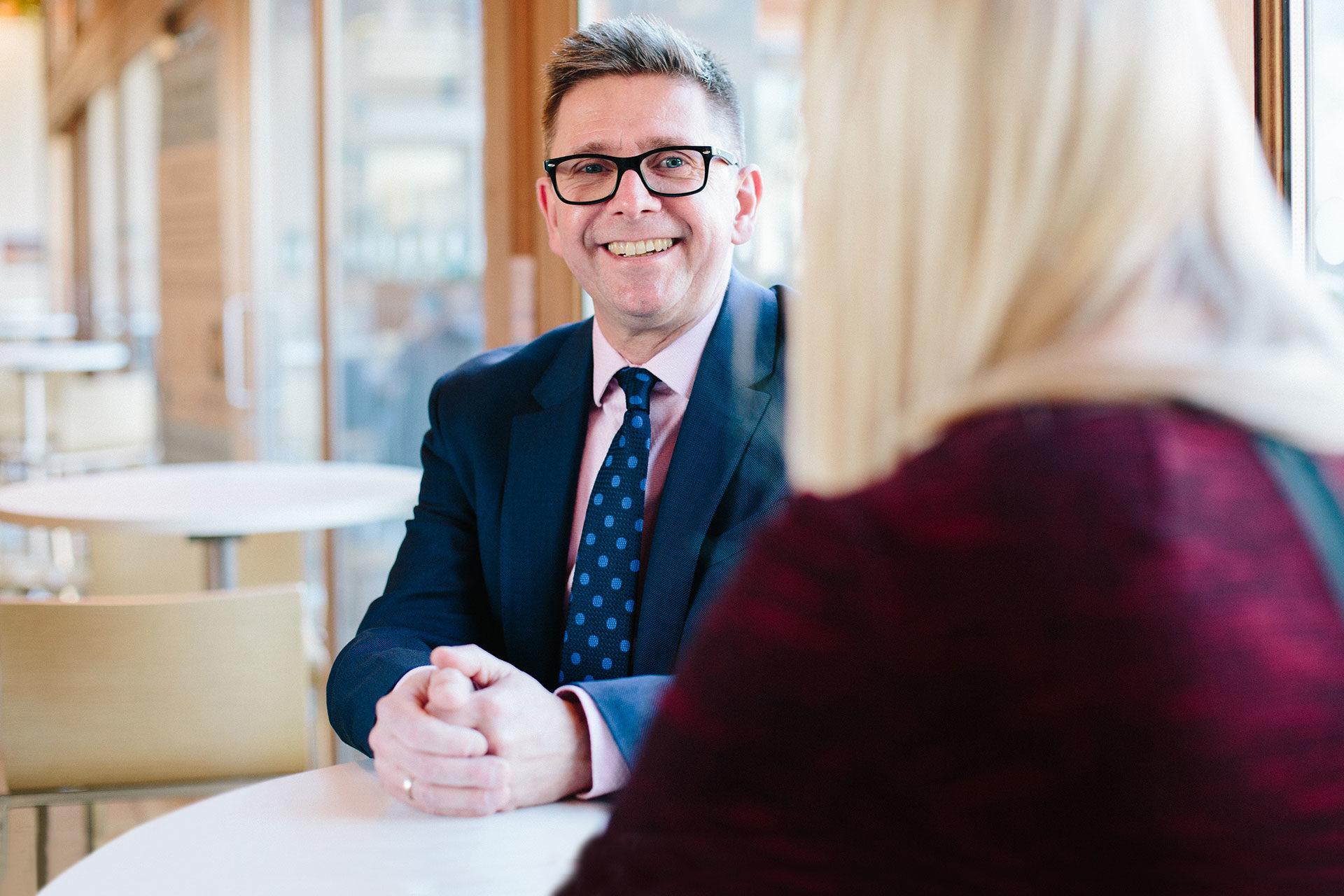 Wayne Perrin | Partner | Tax, Trusts, Wills & Probate