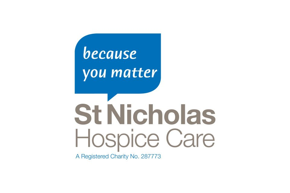 St Nicholas Hospice Logo