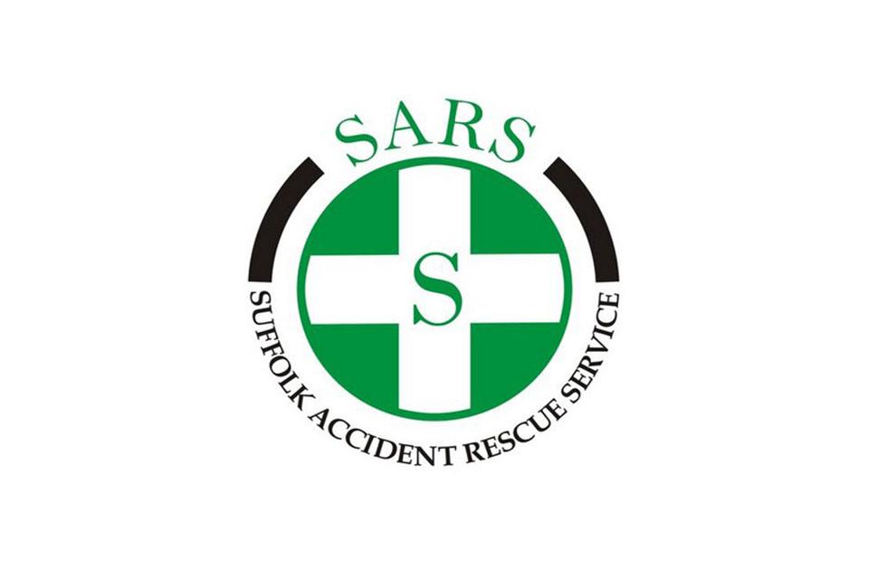 Suffolk Accident Resucue Logo